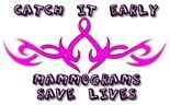 Cancer Tribal Ribbon
