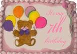 Cute 7Th Birthday