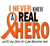 Multiple Sclerosis Ms Orange Ribbon