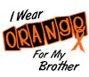 I Wear Orange My Brother