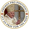 Pray Pope Benedict