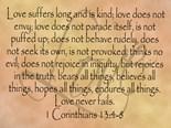 Corinthians 13 13