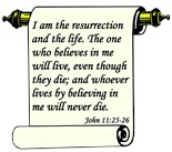 John 11 25 26