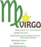Virgo Traits