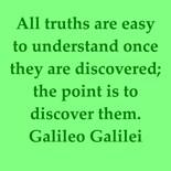 Galilei Quotation