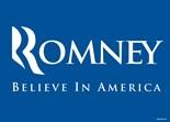 Romney Believe America