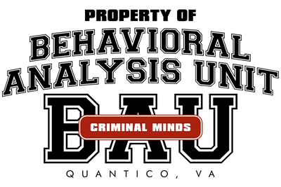 Property of Behavioral Analysis Unit - BAU