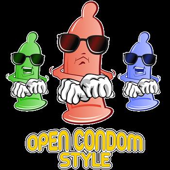 Open Condom Style Dancers