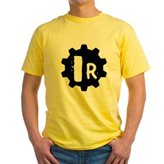 Industrial Revolution Yellow T-Shirt