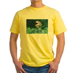 dolphin-keep smiling.jpg Yellow T-Shirt