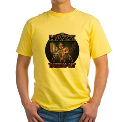 Hazzmac Bo Yellow T-Shirt
