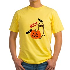 Halloween.jpg Yellow T-Shirt