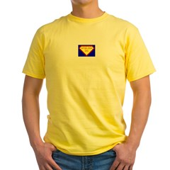 DC Yellow T-Shirt
