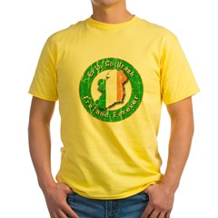 eringobragh Yellow T-Shirt