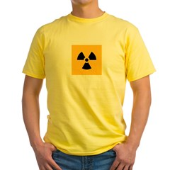 Radioactive Yellow T-Shirt