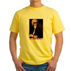 BeBach.bdr.jpg Yellow T-Shirt