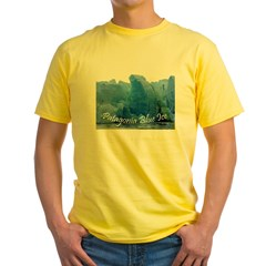 3-Patagonia Blue Ice.jpg Yellow T-Shirt