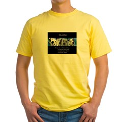 chance.jpg Yellow T-Shirt