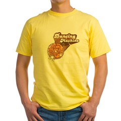 Dancing Machine Yellow T-Shirt