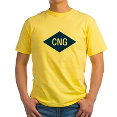 CNG Yellow T-Shirt