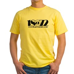 You're 18 at Seventy-Two! Yellow T-Shirt