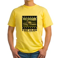 Fast Glass Yellow T-Shirt