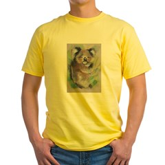 Koala Yellow T-Shirt