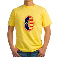 MILITARY (DARK) Yellow T-Shirt