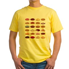 Donut Lo Yellow T-Shirt