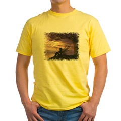 The Dreamer Yellow T-Shirt