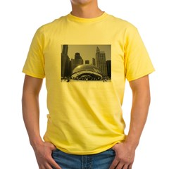 Bean, Chicago Yellow T-Shirt