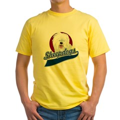 Sheepdogs Yellow T-Shirt