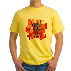 skinkindude Yellow T-Shirt