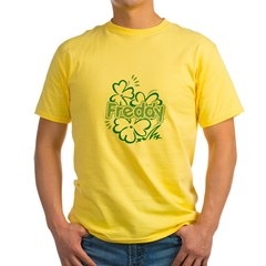 Freddy Yellow T-Shirt