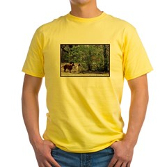 Irish Pals Yellow T-Shirt