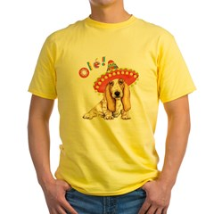 Fiesta Basse Yellow T-Shirt