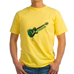 Big Brothers Rock (Blue) Yellow T-Shirt
