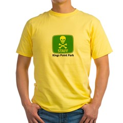 KP Park Staff Yellow T-Shirt