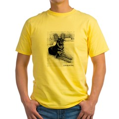 CharlieKeara00008.jpg Yellow T-Shirt