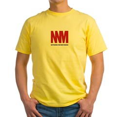 Network for New Music Yellow T-Shirt