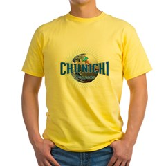 Chunichi Dragons Yellow T-Shirt