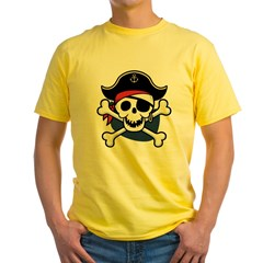 Jolly Reggie Yellow T-Shirt