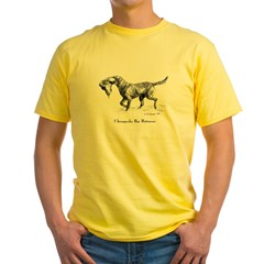 Chesapeake Bay Retriever Yellow T-Shirt