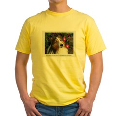All things in nature. Yellow T-Shirt