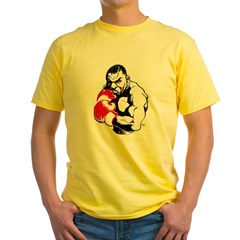 Iron Mike Yellow T-Shirt