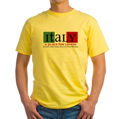 {and really freaky vamp royalty} Yellow T-Shirt