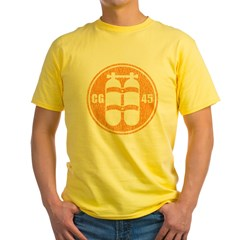 CG45_144 Yellow T-Shirt
