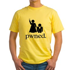 Pwned! Yellow T-Shirt