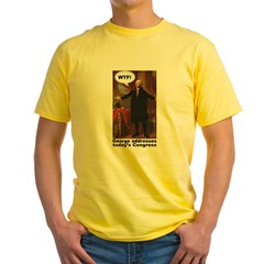 Wash23x35.jpg Yellow T-Shirt