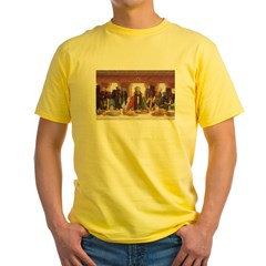 Rastafari Yellow T-Shirt